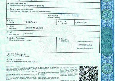 Tranlanguage Apostille Brazil